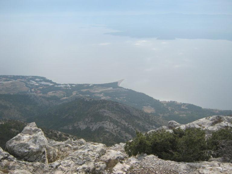 Zlatni rat iz planinske perspektive