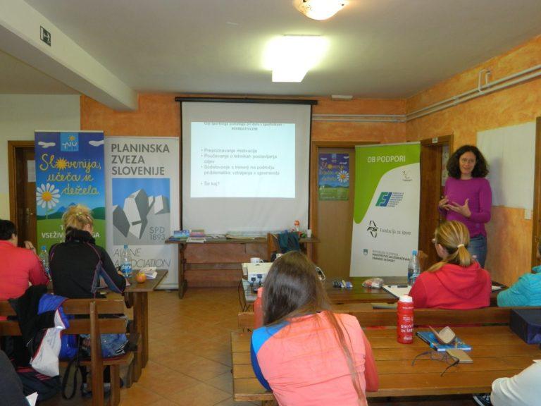 Slovenija - osposobljavanje vodiča za osobe s invaliditetom