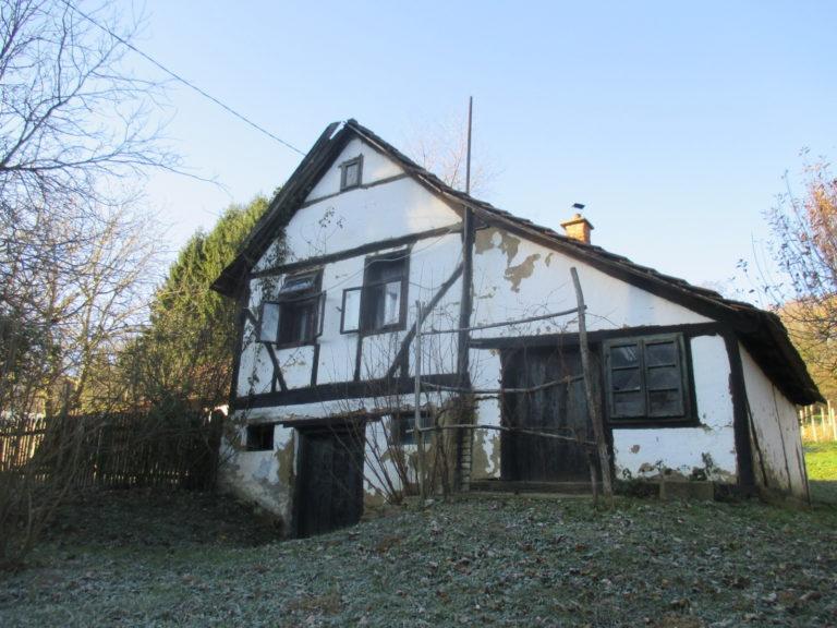 Stara podravska arhitektura