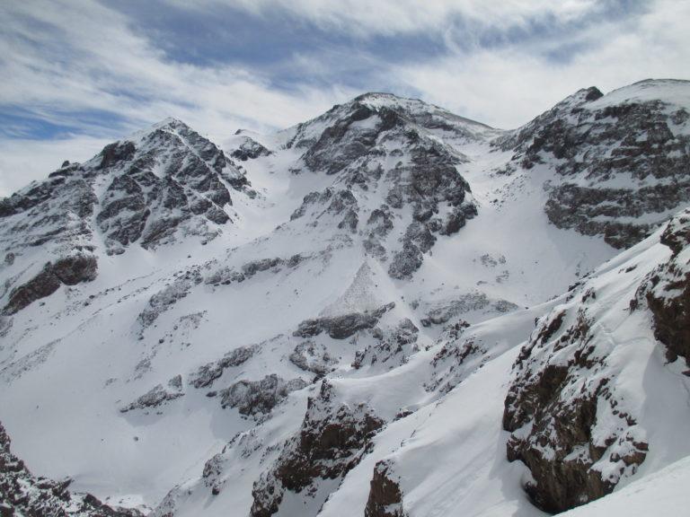 Atlas zimi sličan je Alpama ili Himalaji