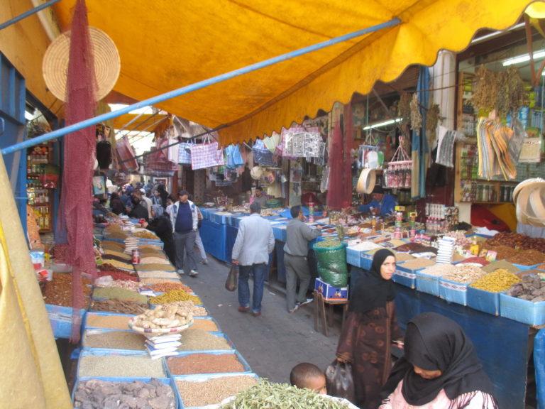 Bazar u Casablanci