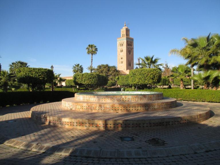 Džamija Koutubia u Marrakeshu