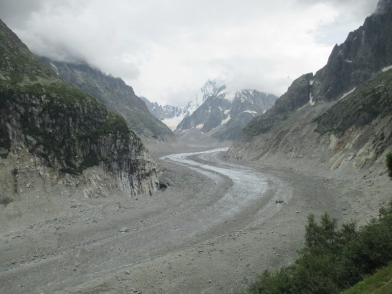Ledenjak Mer de glace