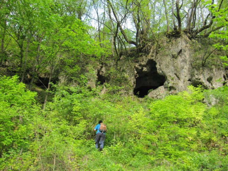 Vilinske jame na Žumberku