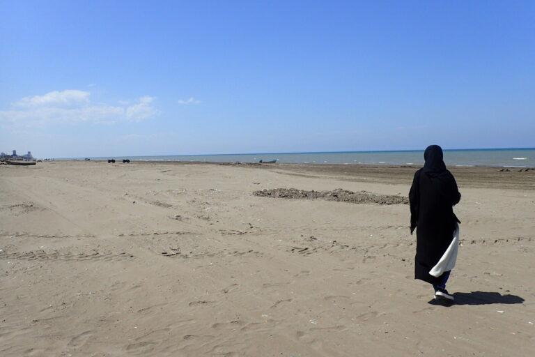 Kilometarske pješčane plaže Kaspijskog mora