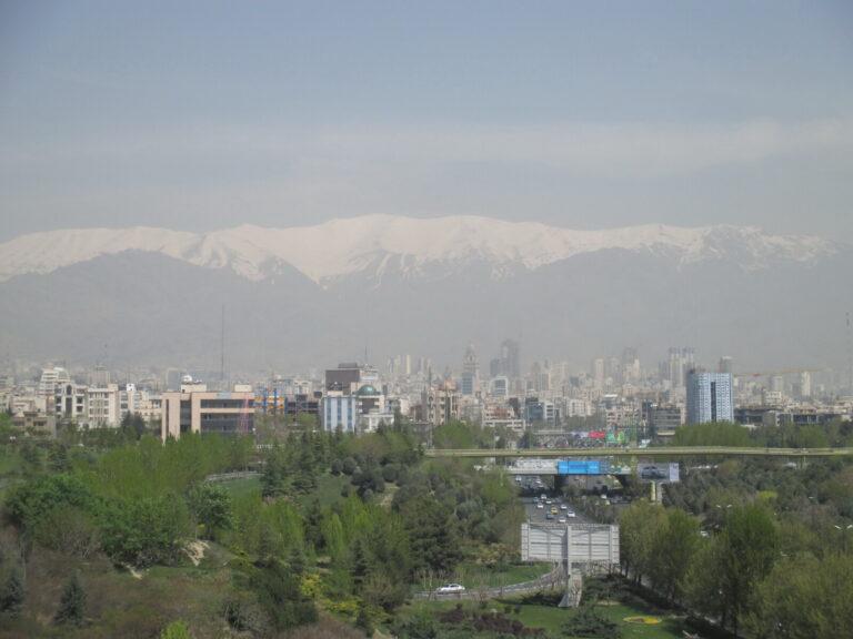 Teheran i Tochal