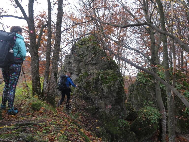 Prastare stijene na Krndiji