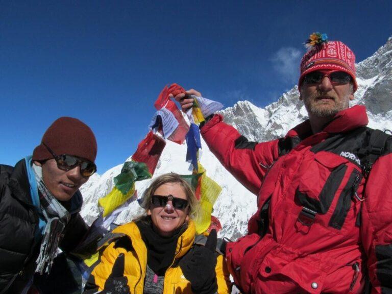 Sonja na Himalaji