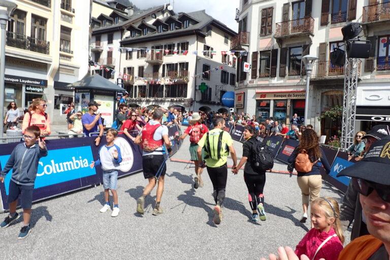 Ultra du Mont Blanc u Chamonixu