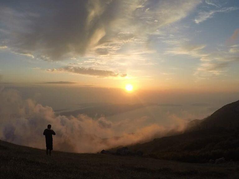Velebit - mitska planina i jedan od najljepših dijelova Via Dinarice